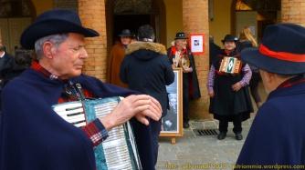 Pasquella a Montecarotto 2013 con Pitrió' mmia