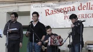 Pitrió' mmia alla XLII edizione della Rassegna internazionale del canto rituale di questua della Passione
