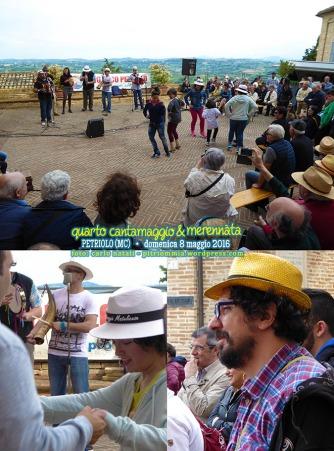 Quarto Cantamaggio di Petriolo | domenica 8 maggio 2016